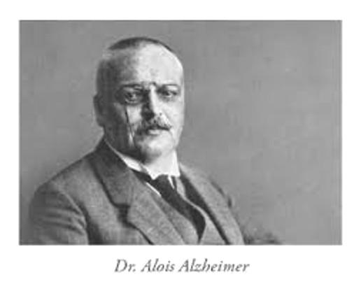 Dottor Alois Alzheimer 516x406